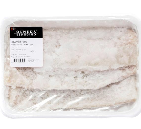 Cod loins olmeda origenes