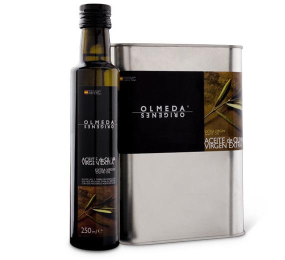 Aceite de oliva Virgen Extra Olmeda Orígenes