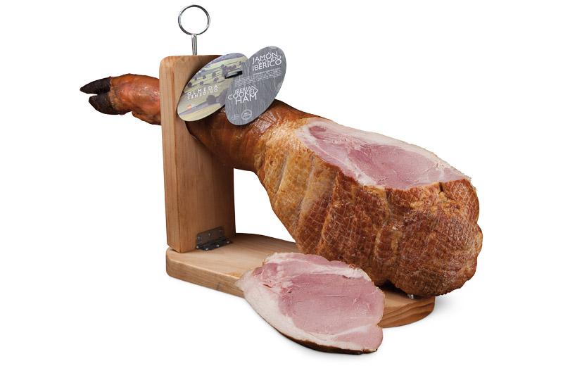 Olmeda Origenes Cooked Iberian Ham