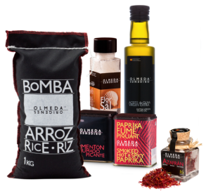 Paella Olmeda Origenes Bomba Rice