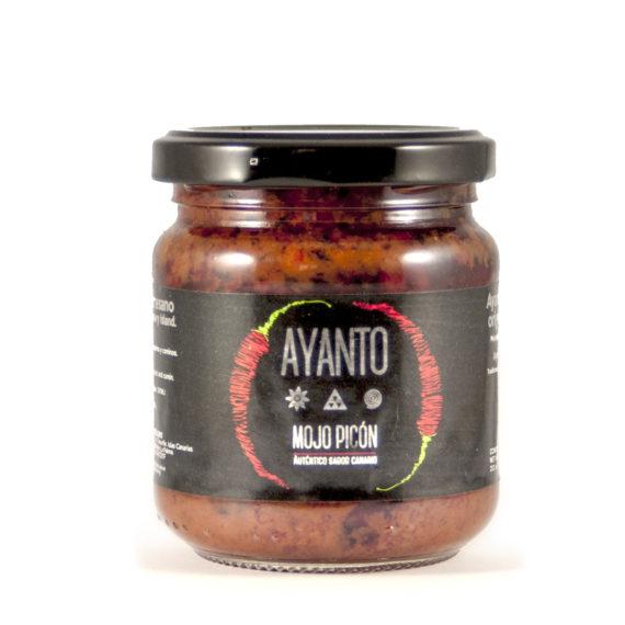 Mojo AYANTO picón mojo picante spicy mojo sauce