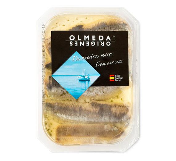 sardina en vinagre