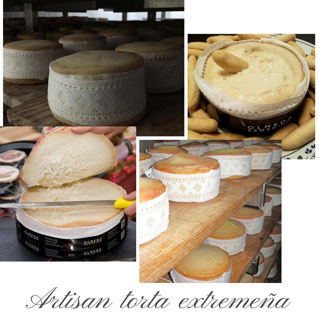 best artisan cheese torta extremeña